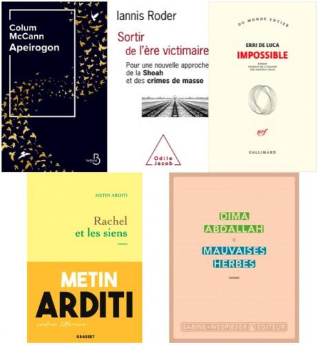 5 finalistes pour la 4e édition du Prix Littéraire Montluc Résistance et Liberté 2021