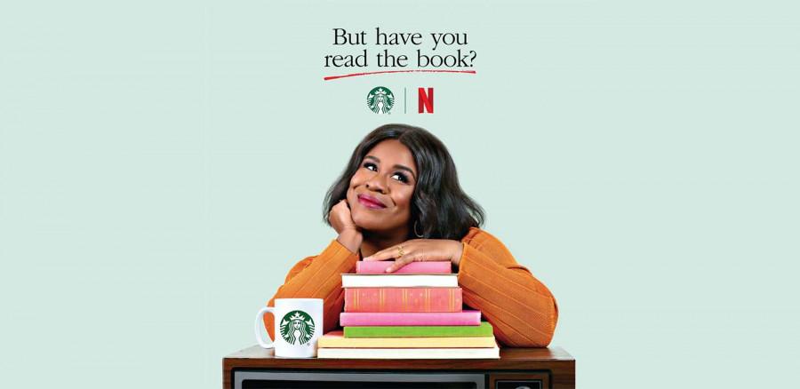 Un club de lecture sur les adaptations Netflix, par... Starbucks et Netflix