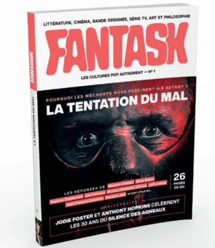 La revue Fantask dans une nouvelle édition