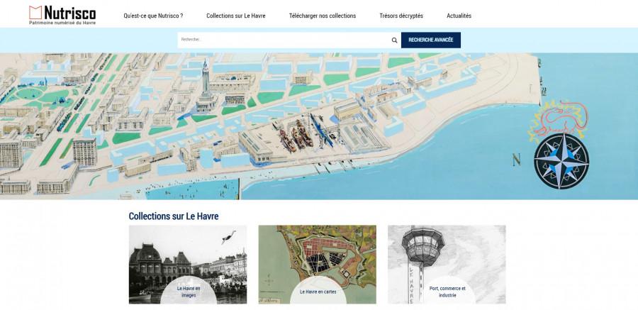 Nutrisco :Le Havre s'offre unebibliothèque numérique