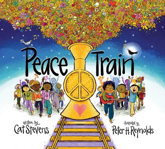 Cat Stevens publie un livre jeunesse, d'après une de ses chansons