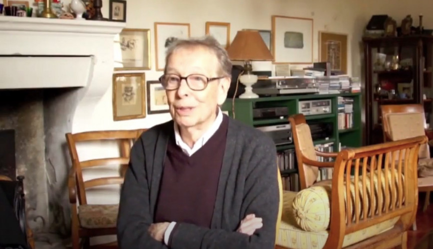 L'écrivain et critique littéraire Philippe Jaccottet est mort