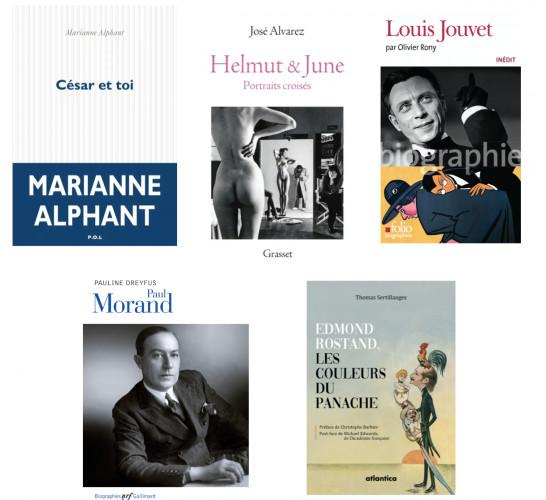 Le Goncourt de la Biographie 2021 a ses 5 finalistes