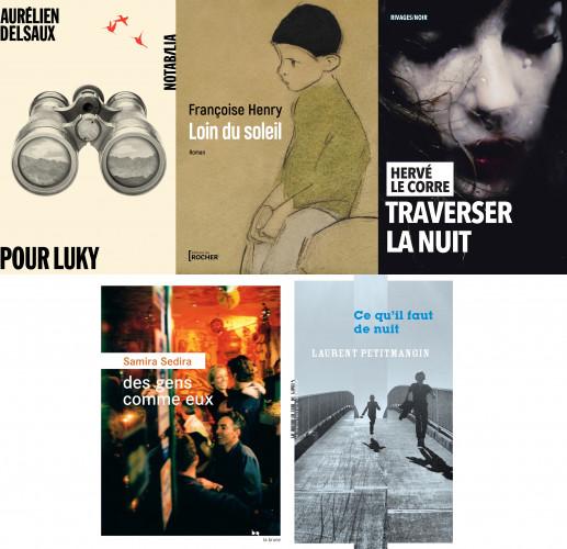 5 romans dans la deuxième sélection du Prix Eugène Dabit du roman populiste