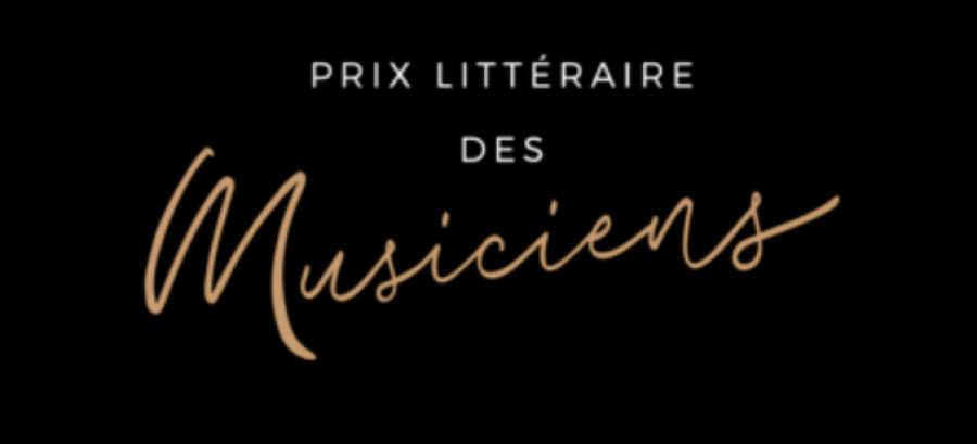 Les lauréats de la 3e édition du Prix littéraire des Musiciens