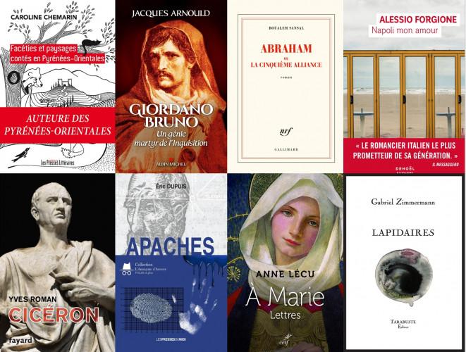 Palmarès des Prix Méditerranée et Prix Spiritualités d'aujourd'hui 2021