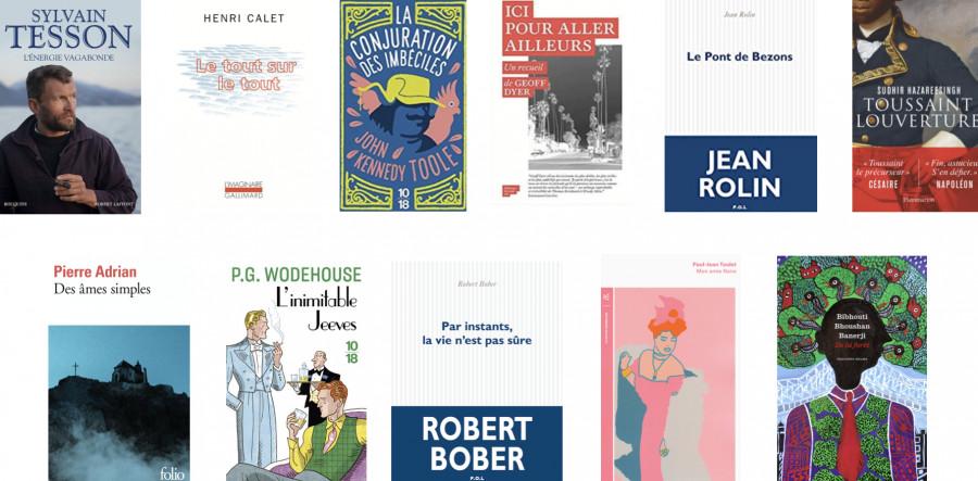 11 ouvrages pour la première sélection duPrix Jean d'Ormesson