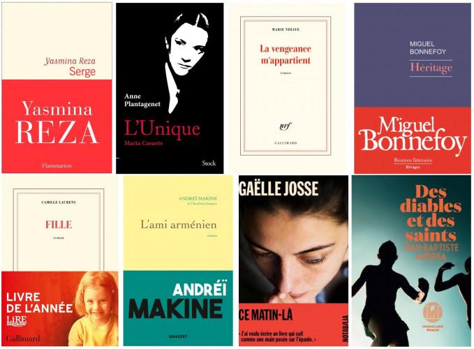 22e Prix des Romancières 2021 : 8 auteurs sélectionnés