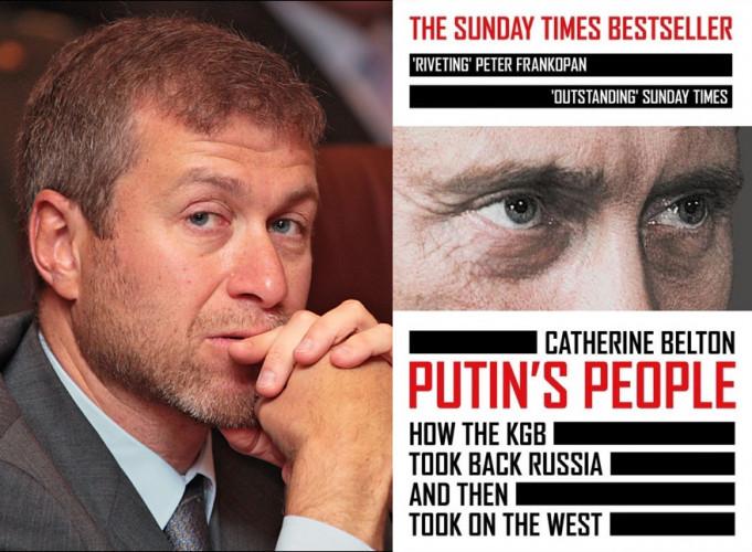 Royaume-Uni : au tribunal, un livre convoque milliardaires russes, KGB et football