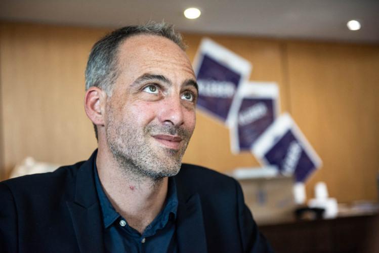 """Raphaël Glucksmann : """"La politique souffre d'abord d'une absence de littérature"""""""
