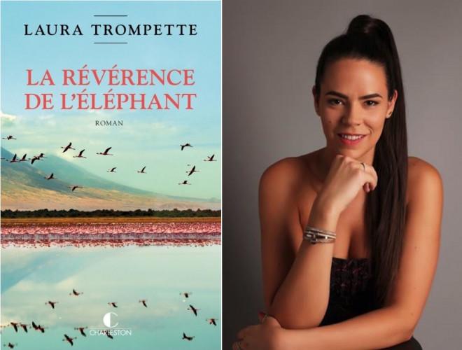 La révérence de l'éléphant : Laura Trompette, mourir, la belle affaire...