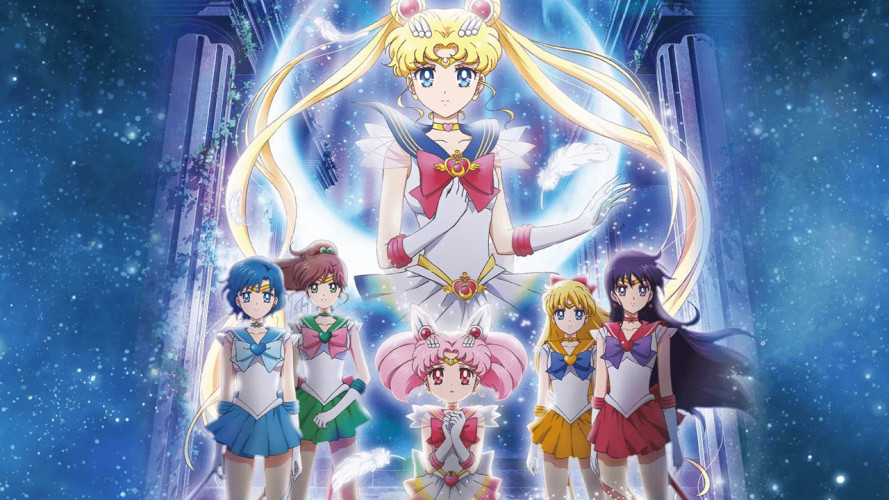 Les gardiennes Sailor sur Netflix, d'après les personnages de Naoko Takeuchi
