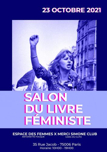 Salon du livre fémniste : rencontre entre littérature et féminisme