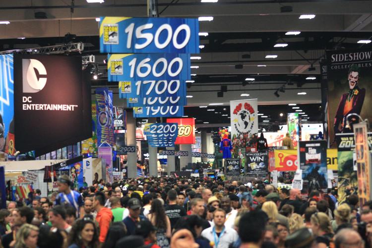 La San Diego Comic-Con circonscrite à internet en 2021