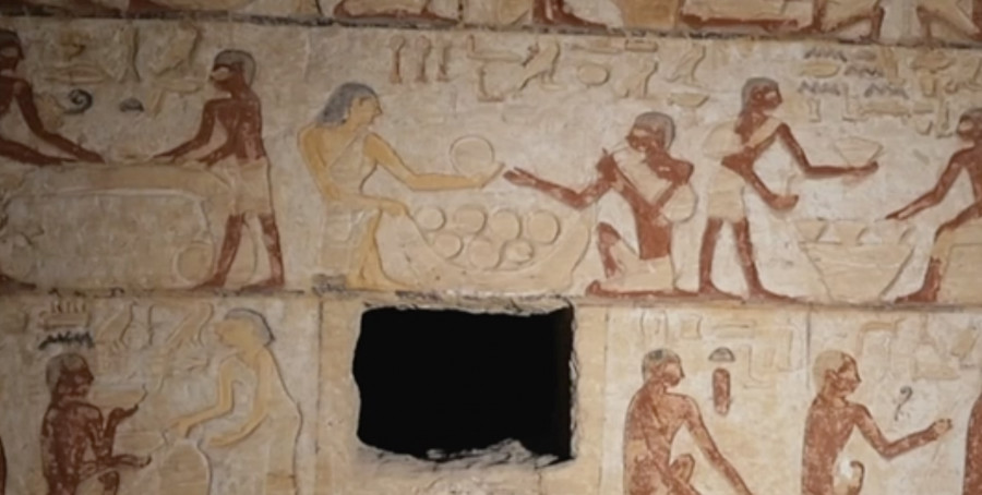 Saqqara dévoile de nouveaux trésors de l'AncienneÉgypte