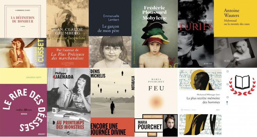 Sélection 2021 du Prix littéraire Le Monde en 11 romans