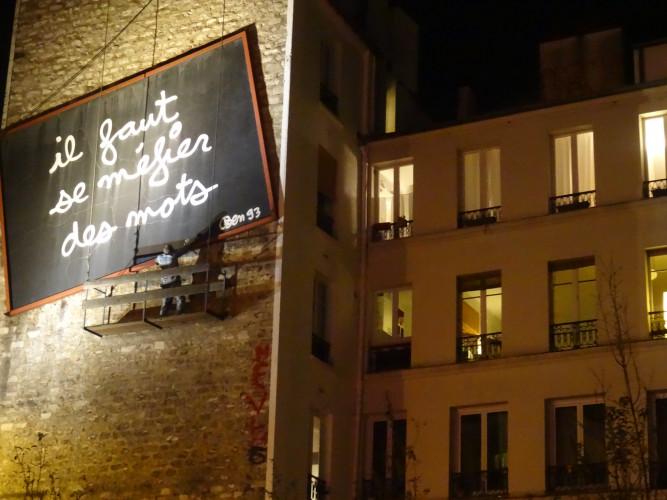 Langue française et francophonie : un peu d'air