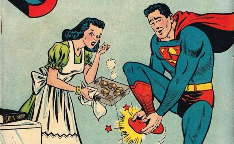 La complainte de Superman, un poème inédit de Nabokov