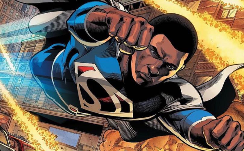 Un acteur noir pour incarner le prochain Superman?