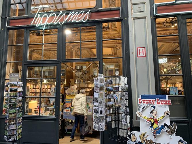 Prix des livres : avertissement sans frais des libraires belges aux groupes français