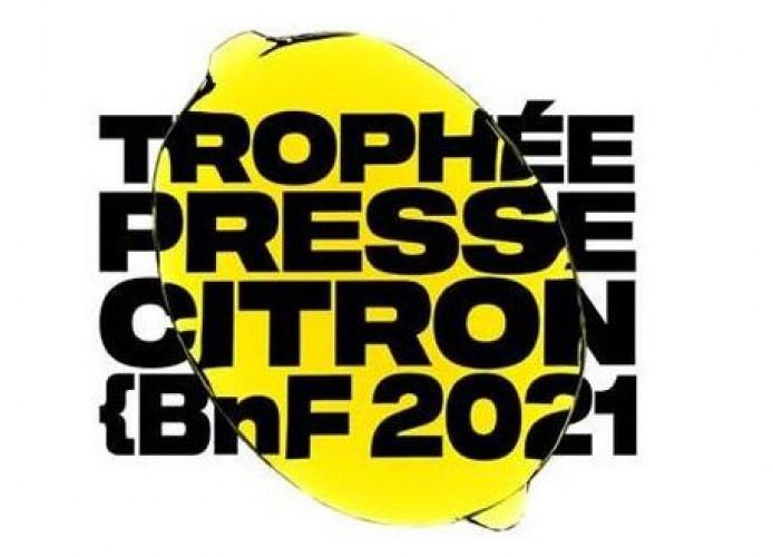 De nouveaux lauréats récompensés par le Trophée Presse Citron 2021