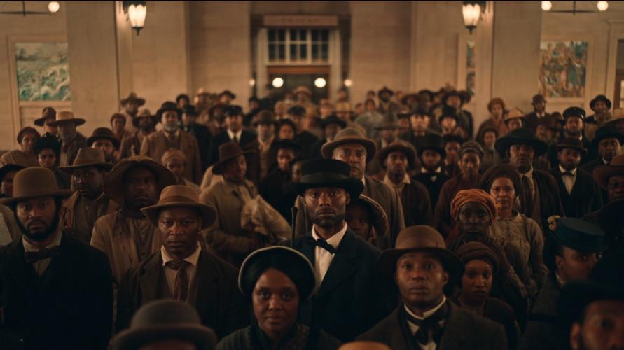The Underground Railroad, d'après le livre de Colson Whitehead : bande-annonce