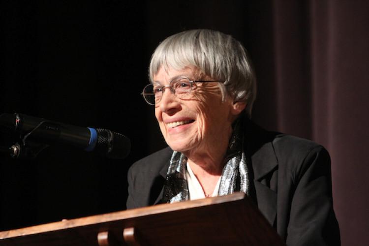 2022, première année d'une consécration par Ursula K. Le Guin