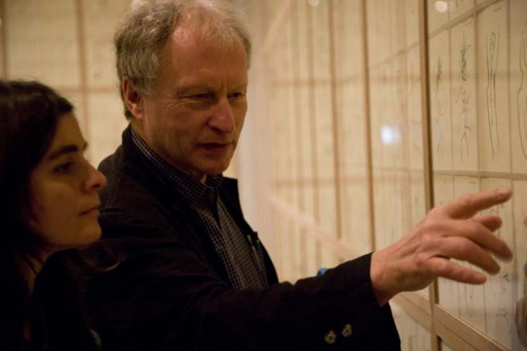 Valère Novarina reçoit le Grand Prix de littérature Paul Morand