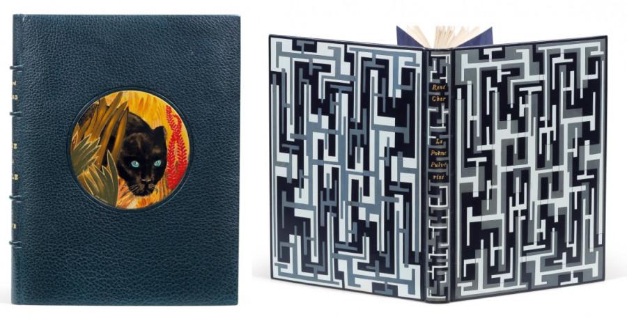 De Cervantès à Houellebecq, illustrations, beaux-livres et reliures chez Sotheby's