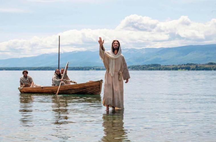 Zep s'intéresse à Jesus, sa vie, son oeuvre en 20 épisodes...