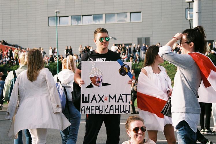 Biélorussie : hausse notable de la répression contre la sphère culturelle