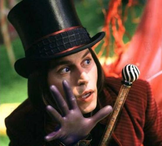 Un film sur la jeunesse de Willy Wonka en préparation