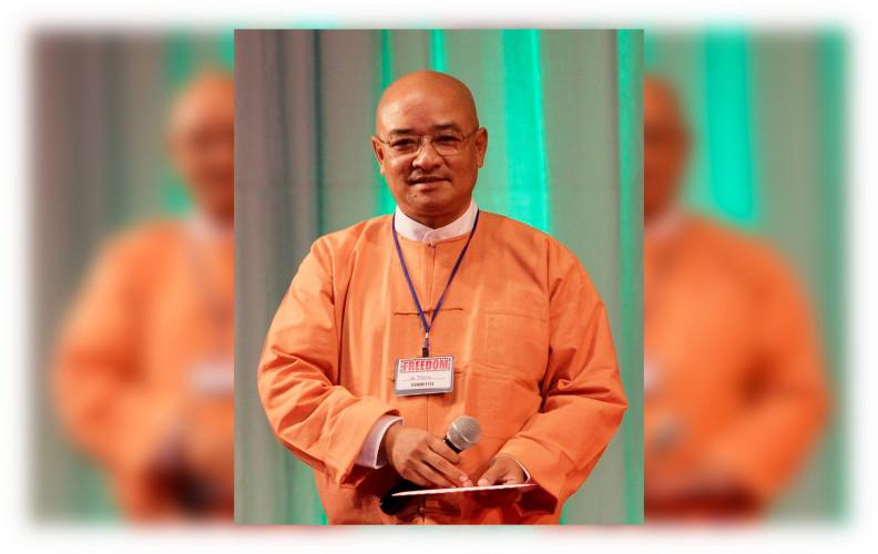 Myanmar : arrestation de l'écrivain et comédien Zarganar
