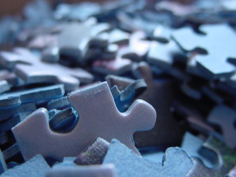 Cinq puzzles numériques par les bibliothèques et archives du Smithsonian