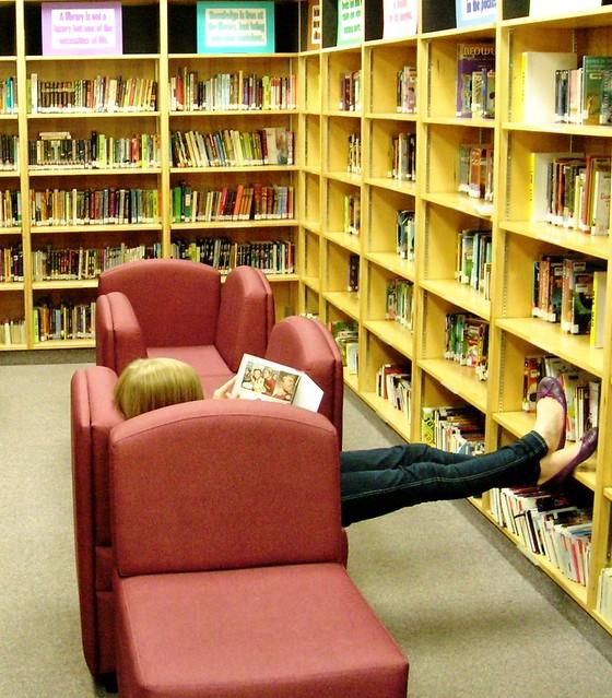 La génération Y sait toujours lire mais comprend mal les bibliothèques