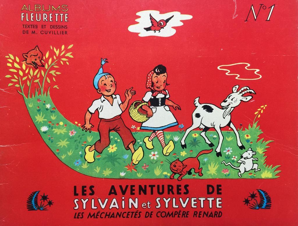 Sylvain, Sylvette et les compères : Maurice Cuvillier, conteur bucolique