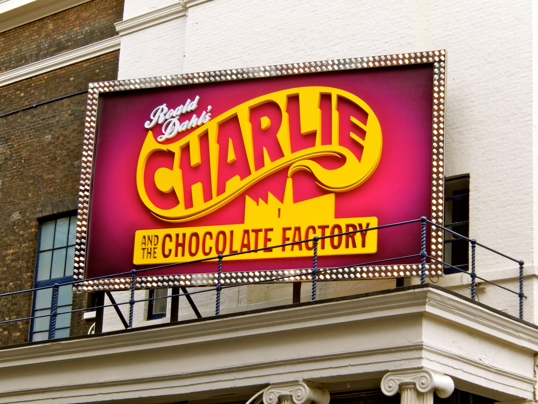 Charlie et la Chocolaterie obtient son ticket d'or pour Broadway
