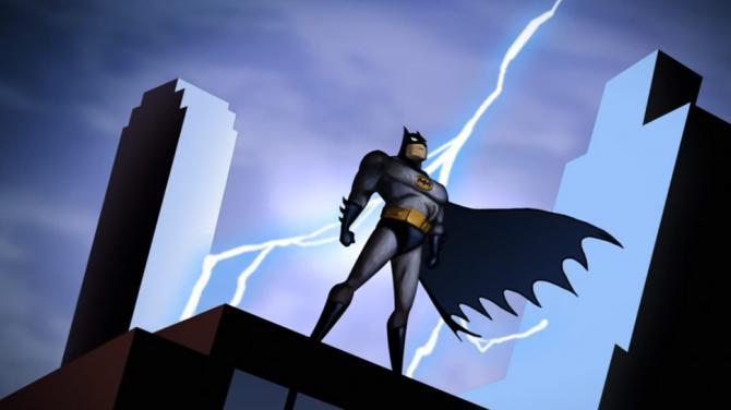 La Celebre Serie Animee Batman Renait De Ses Cendres En Comics