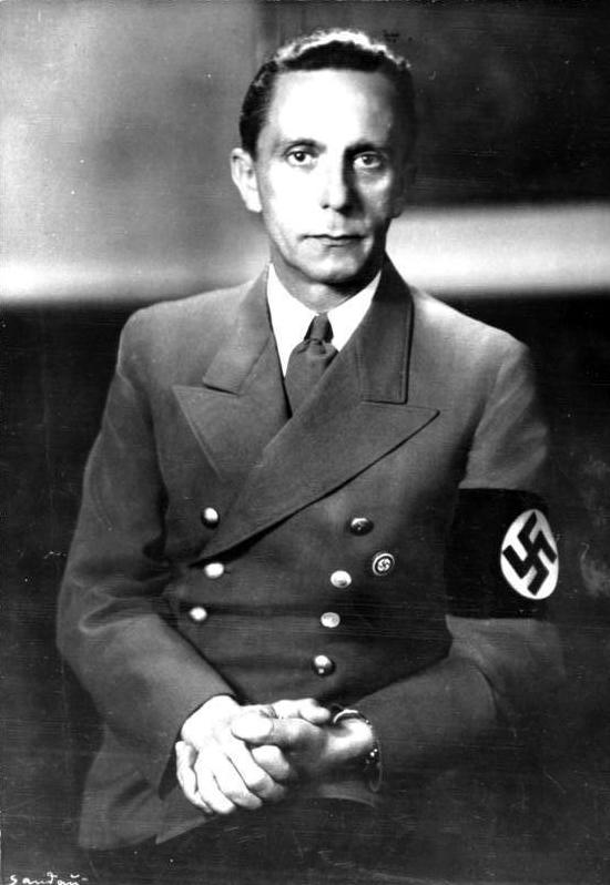 Les héritiers de Goebbels accusent Random House de violation du copyright