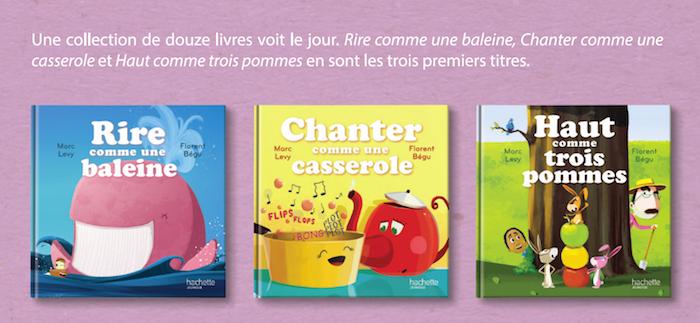 McDonald Marc Levy Hachette jeunesse livres
