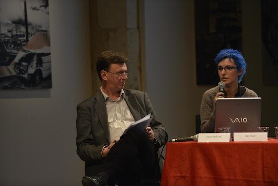 Karel Bartak et Bel Olid