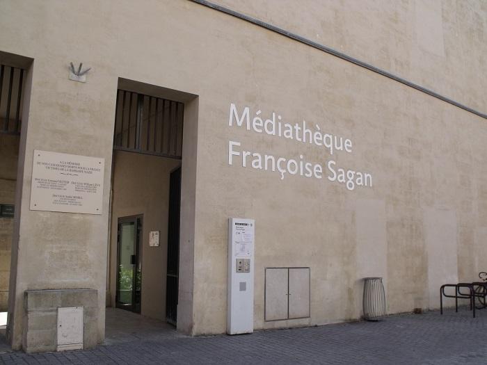 À la médiathèque Françoise Sagan, la SaganBox facilite l'accès au contenu libre de droits
