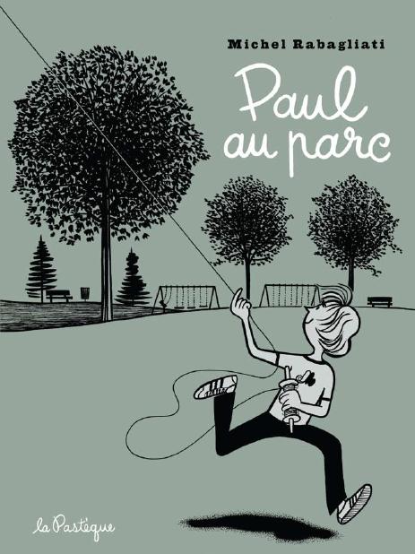 Couverture Paul au Parc