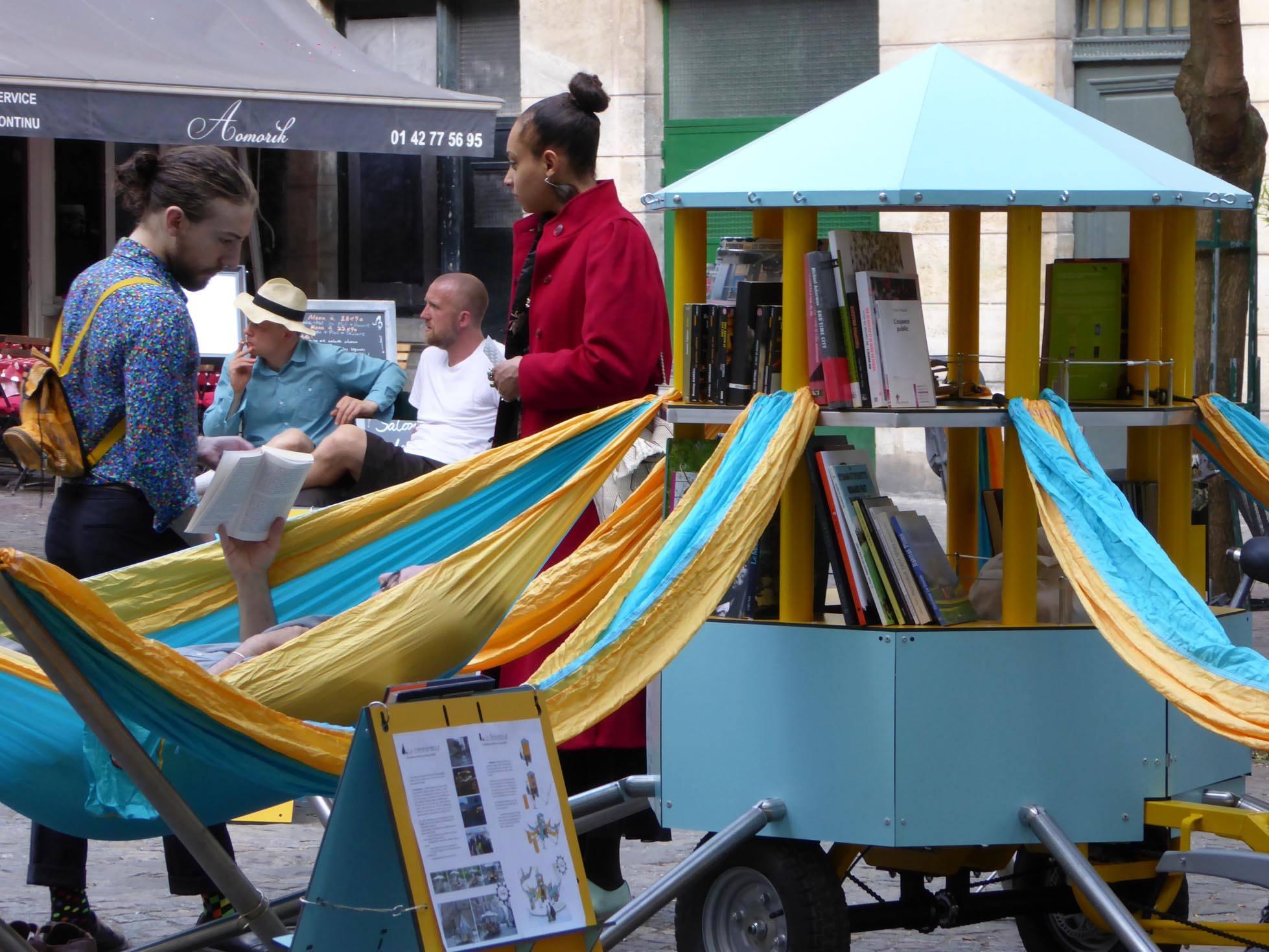 bibliambule bibliotheque mobile lecture