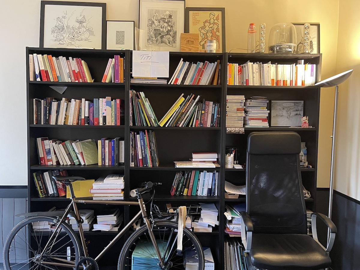 Complaintes de la bibliothèque