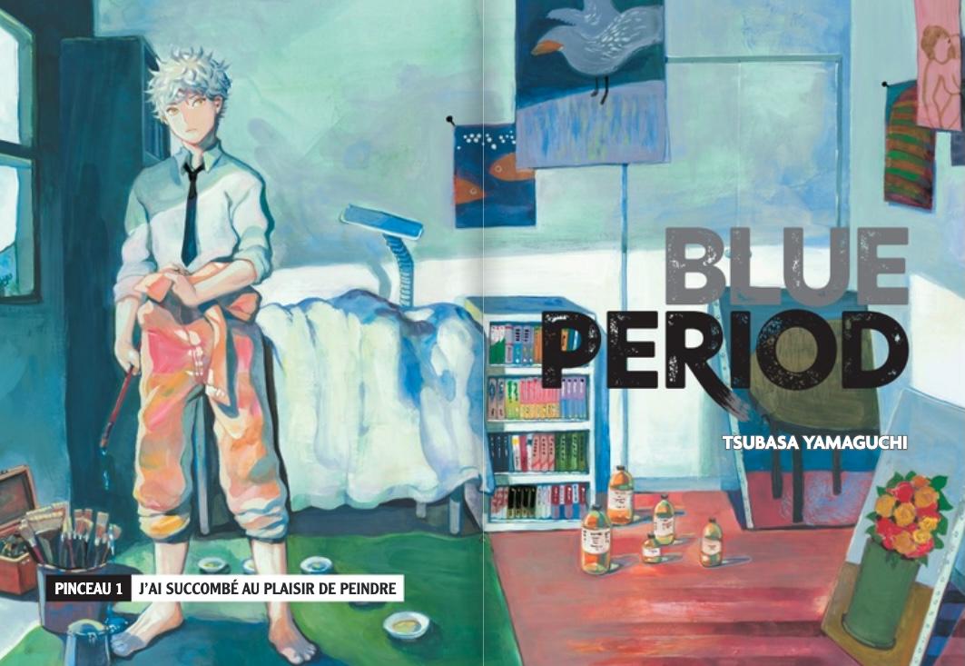 """Résultat de recherche d'images pour """"blue period"""""""