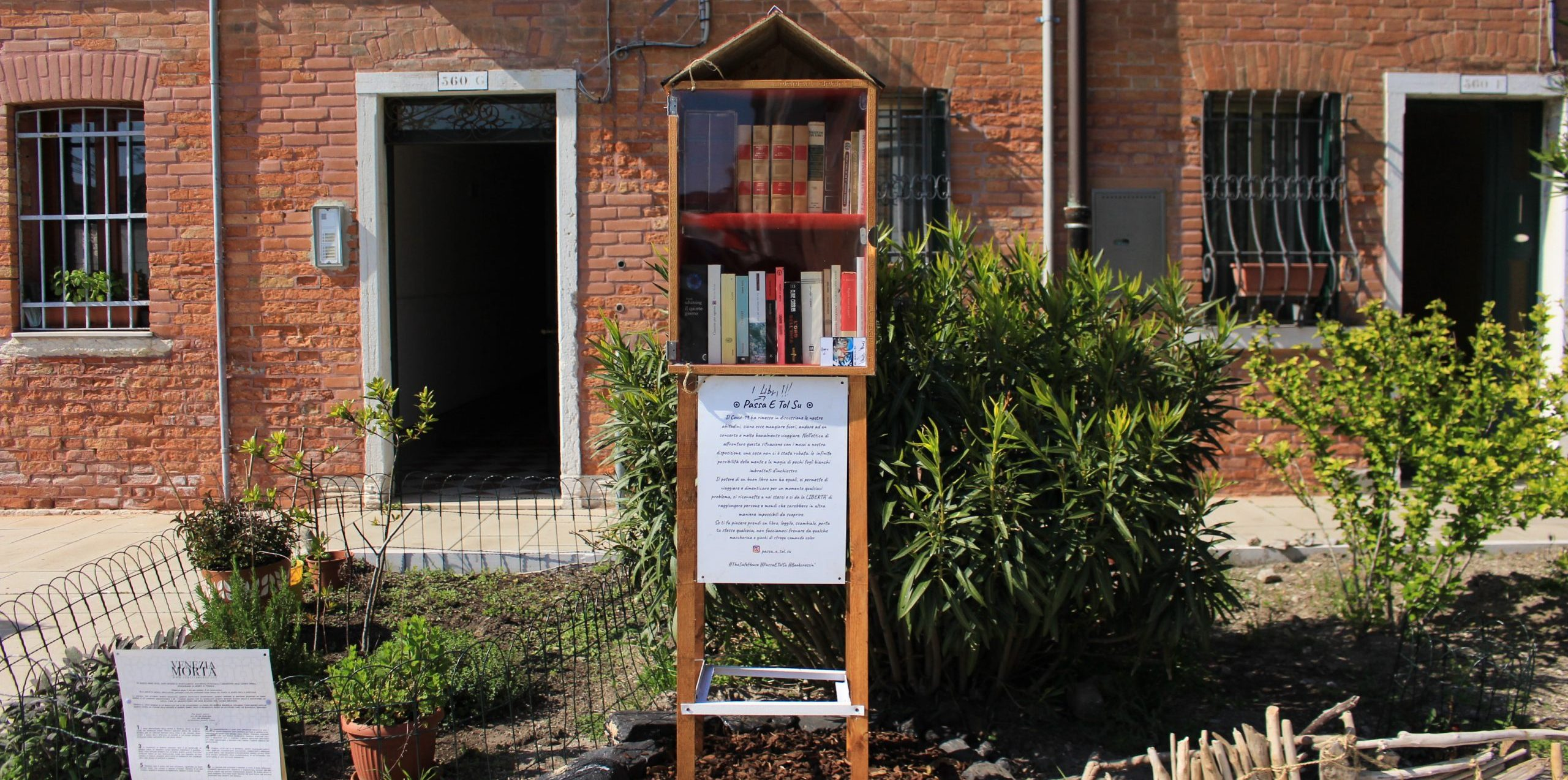 Bookcrossing : en Italie, le partage de livres passible d'une amende