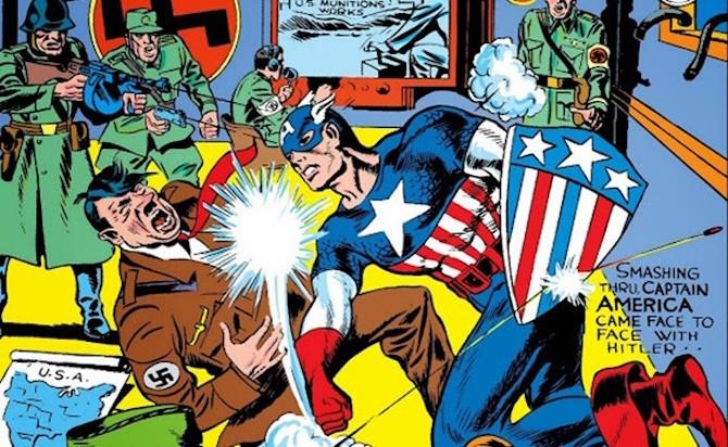 Nazi Puncher, une anthologie d'art et comics caritative