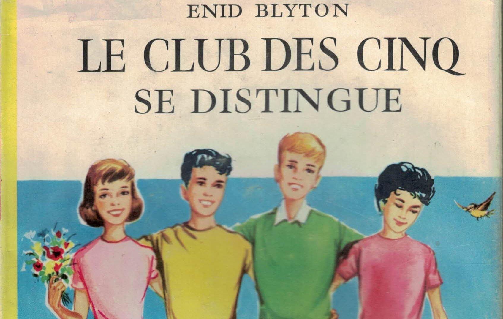 Le racisme d'Enid Blyton, auteure du Club des 5, un défi éditorial et mémoriel
