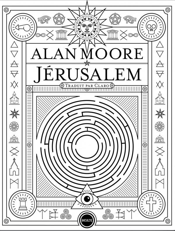 Alan Moore Jerusalem Claro inculte
